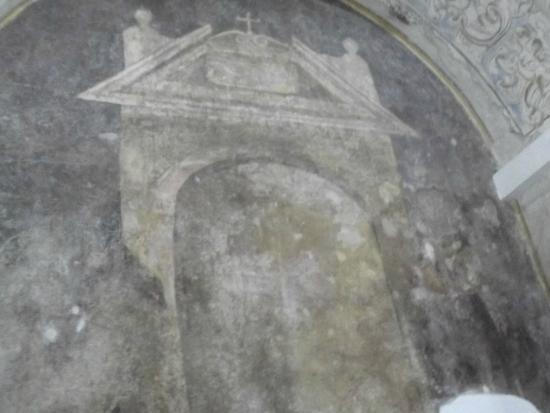 Hotel Convento de San Francisco : Pintura del antiguo convento