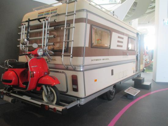 motorhome hymer degli anni 60 bild von erwin hymer museum bad waldsee tripadvisor. Black Bedroom Furniture Sets. Home Design Ideas