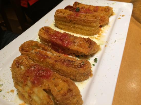 Olive Garden: Lasagna Fritta
