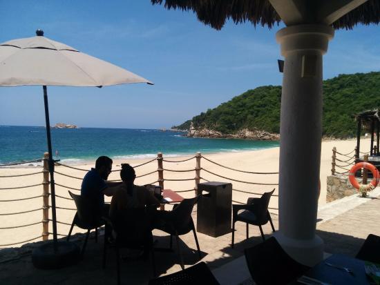 Hotel Villablanca Huatulco Villa Blanca Beach Club 5 Min Walk From The