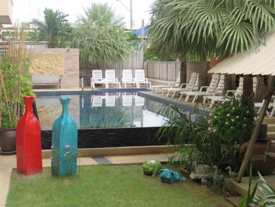 Smile Hua - Hin Resort: Great pool....