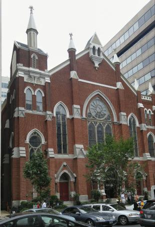 ‪Metropolitan African Methodist Episcopal Church‬