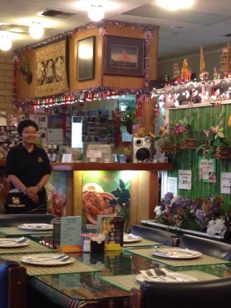 SIAM Garden Restaurant