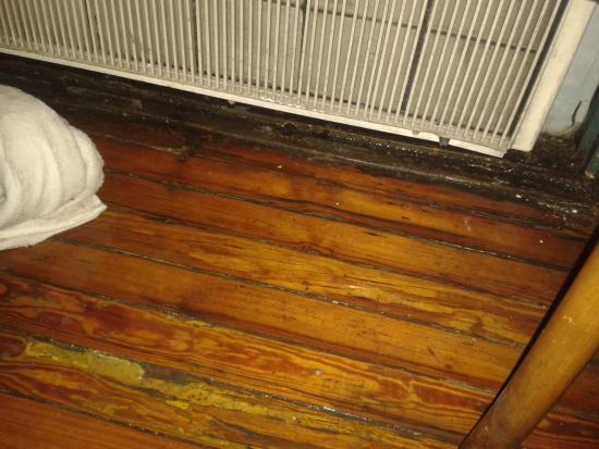 Hotel Dos Congresos: piso