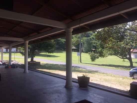 Tasoh Lake Resort & Retreat: Open hall.