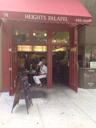 Heights Falafel