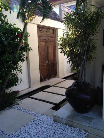 Entrance Picture Of Villa Bali Asri Seminyak Tripadvisor