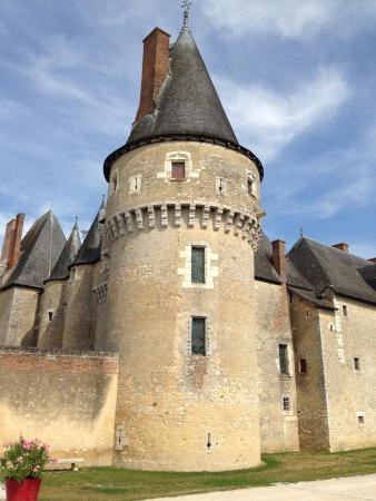 Fougeres-sur-Bievre, France : Fougères-sur-Bièvre