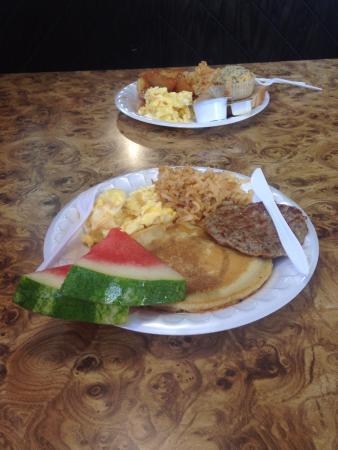 Fairview, PA: breakfast