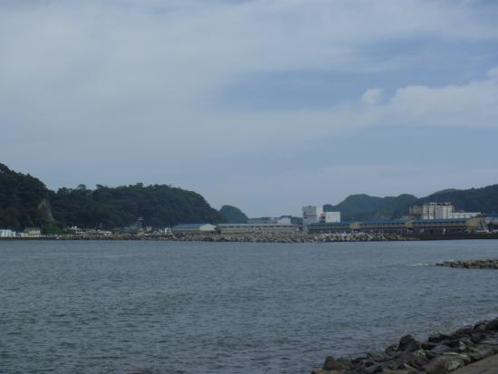 Kasumi Fishing Port