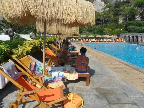 Bagno Giapponese Terme Ischia : Piscina olimpionica foto di giardini poseidon terme forio