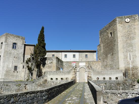 Melfi Castle