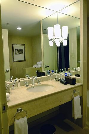 Swissotel Chicago: Bathroom Vanity