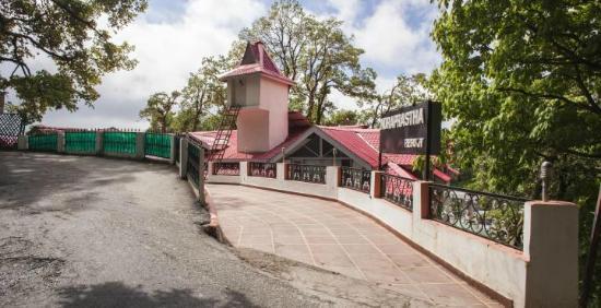Indraprastha Resort: Entrance