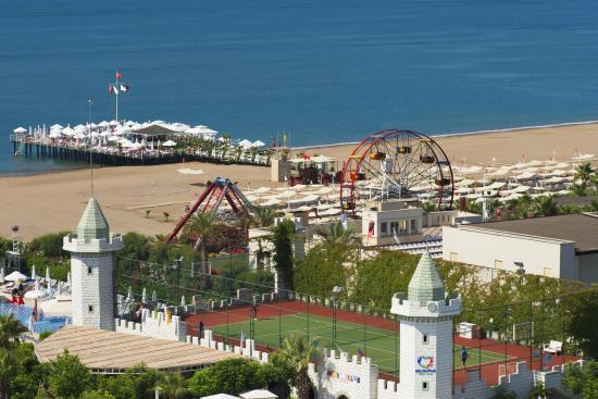 Delphin Imperial Hotel Lara: Garden View