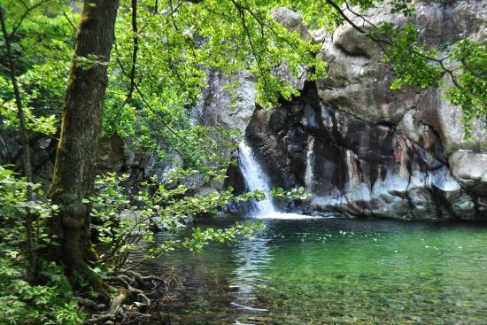 Tiglieto, อิตาลี: Lago della Coicia, presso Urbe (SV)