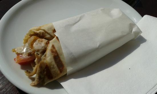 Habibi Sandwiches
