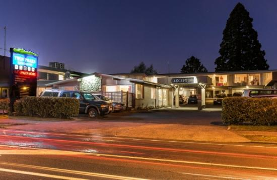 lovely views review of twin peaks lakeside inn taupo new rh tripadvisor co za