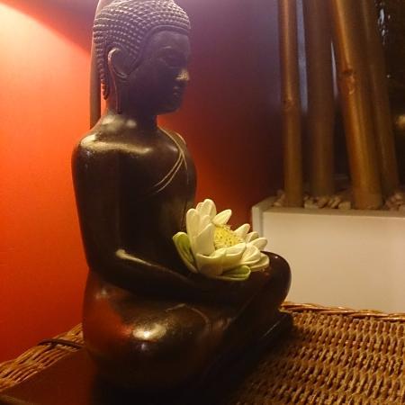 Villa Medamrei: Buddha Statue