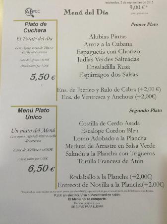 Cafeteria Restaurante Bedoya 2
