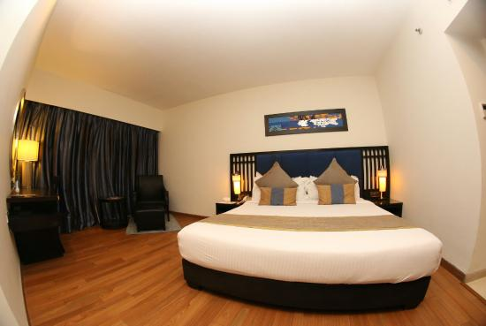 Ebony Boutique Hotel : Guest Rooms.