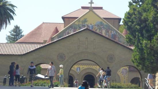 A Friend in Town Tours : Stanford University