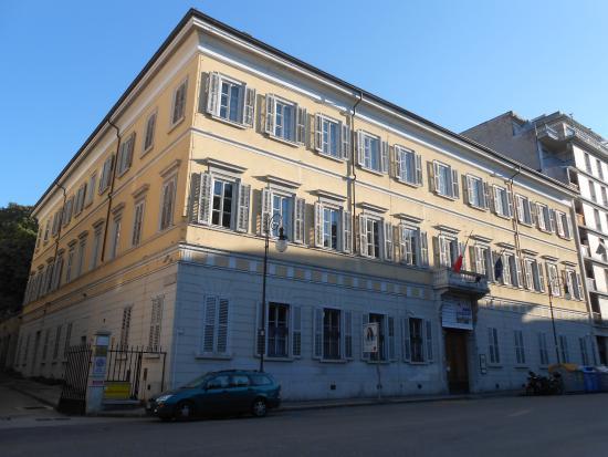 Palazzo Brambilla Morpurgo
