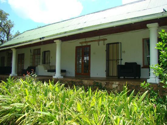 Tsanana Log Cabins & Mulberry Lane Suites: Memory Lane
