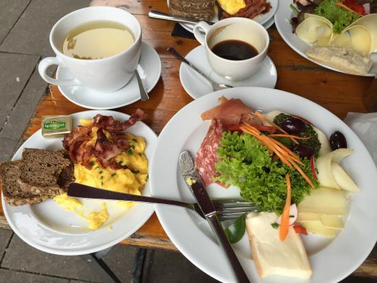 Cafe Bar Knuth Hamburg