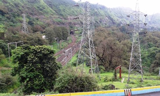 Rajmachi Park: Pune - Mumbai Rail