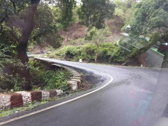 Rajmachi Park: Old Highway Road Condition