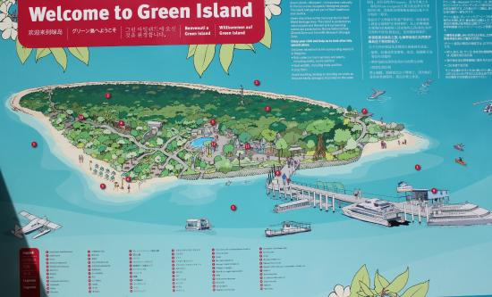 Green Island: Picture Of Green Island, Cairns