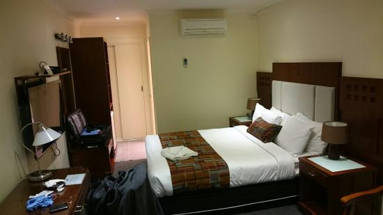 Best Western Plus Buckingham International: Inside room