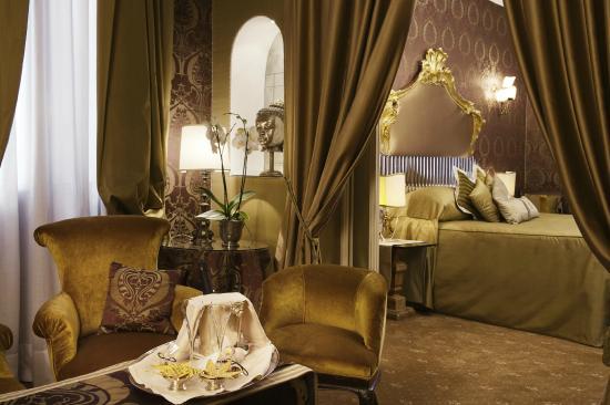 Metropole Hotel: Suite