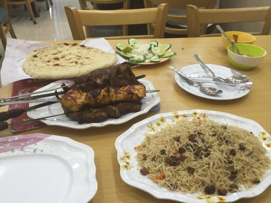 Afghan Kebab House Dubai Deira Restaurant Reviews