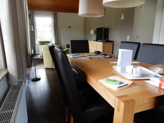 Salztal-Paradies: Keuken huisje 9