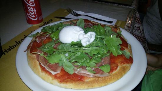 La Credenza Burrata : Pizza burrata foto di ristodrogheria doppio zero biella tripadvisor