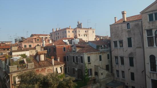 B&B Ca'barbaria : View from the room