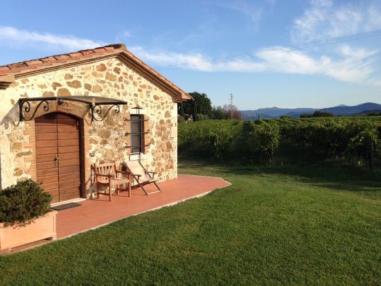 Villa Acquaviva: Camera deluxe