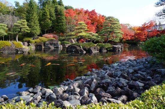 Foto de kokoen garden himeji tripadvisor for Jardin kokoen