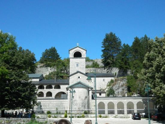 The Monastery of Saint Peter (Sveti Petar Cetinjski)