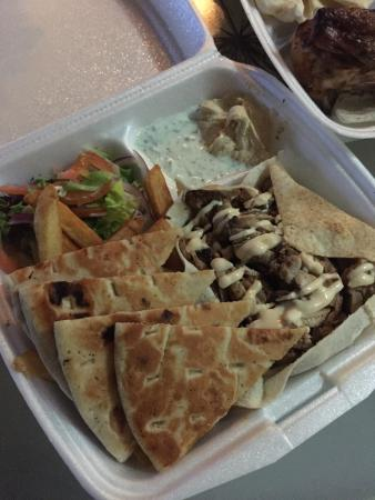 Arabella's Charcoal and Middle Eastern Cuisine