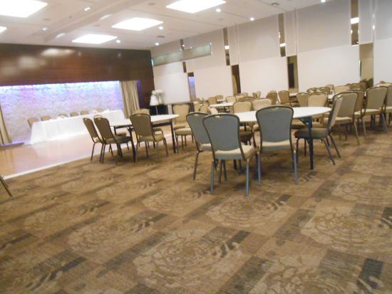 Sala da pranzo picture of hotel aristos zagreb for Hotel agrustos