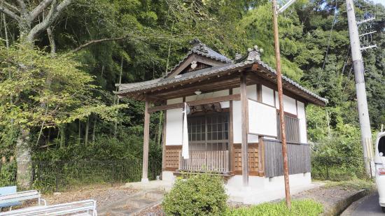Ujitawara-cho, اليابان: 大道寺