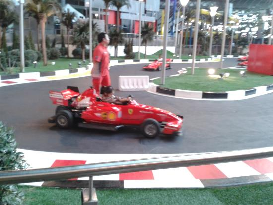 ferrari world picture of ferrari world abu dhabi abu dhabi. Cars Review. Best American Auto & Cars Review