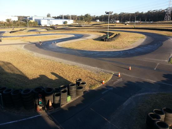 Eastern Creek International Karting Raceway