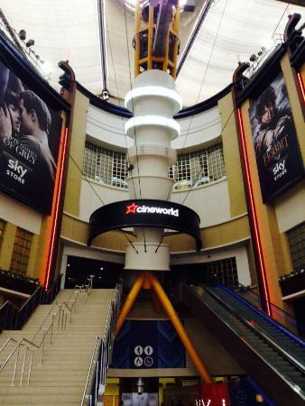 Cineworld London - The O2