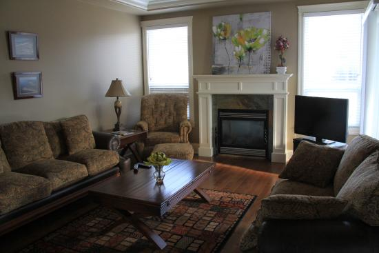 Christines Bed & Breakfast: another living room