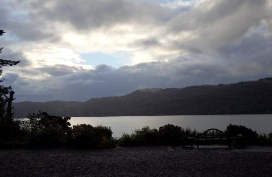 Tigh Na Bruach: The ever-changing view of the loch