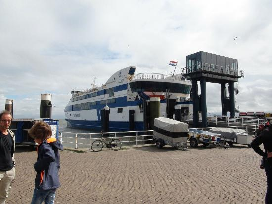 Vlierijck : Harlingen - Vlieland Ferry